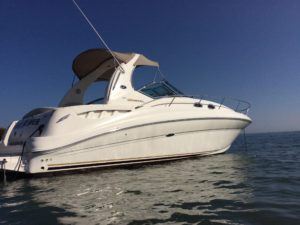 2002 Sea Ray 320 Sundancer